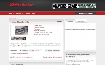 Moto Clásicas