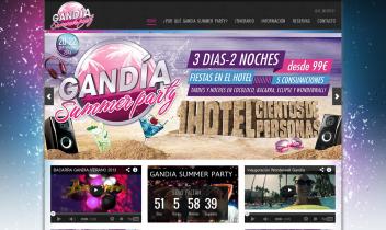 Gandia Summer Party