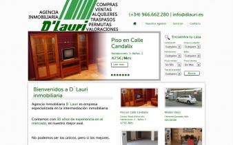 Inmobiliaria D'Lauri